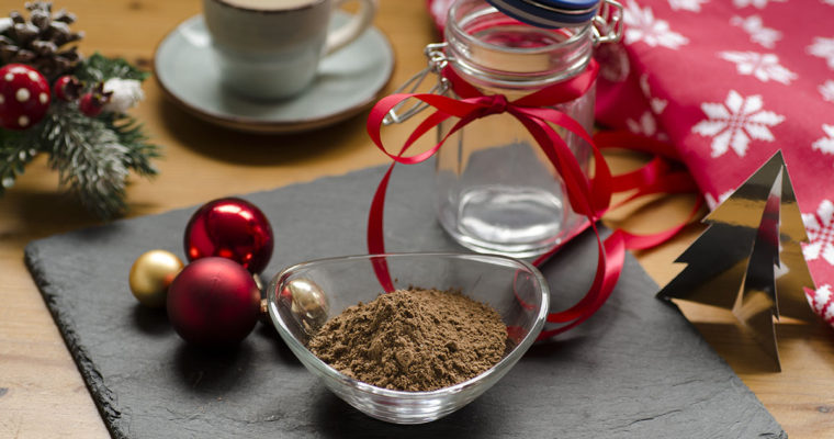 Hot chocolate mix: how to prepare it