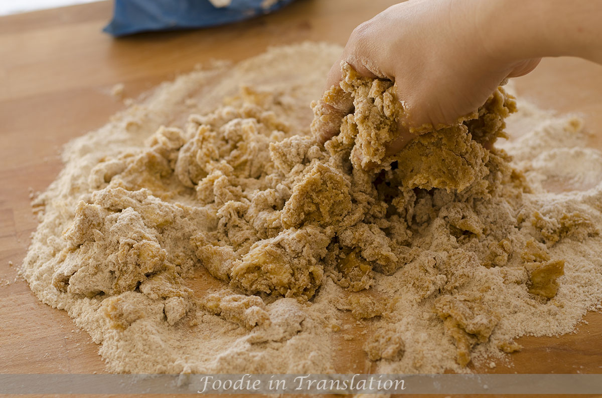 Pasta frolla integrale_step2
