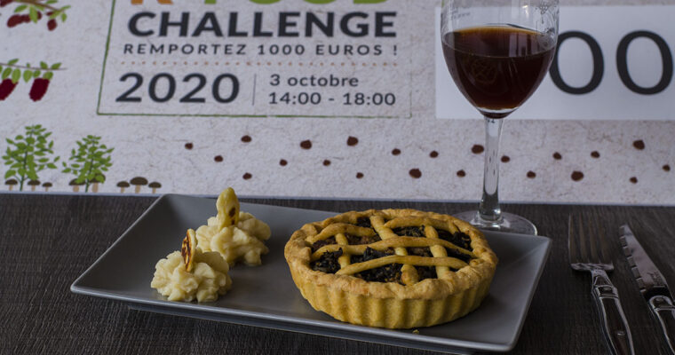 Korean crostata: my first cooking contest